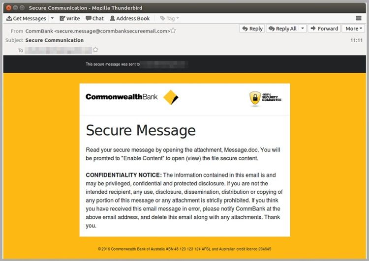 malicious-email-commbank